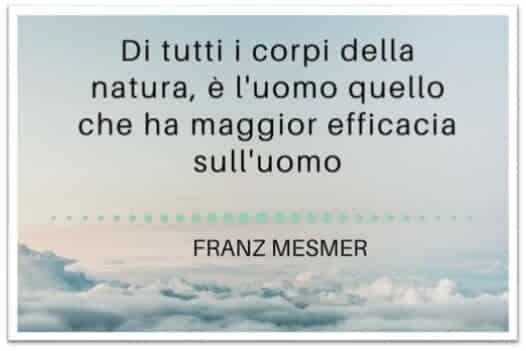 citazione Mesmer