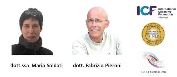 Maria Soldati e Fabrizio Pieroni